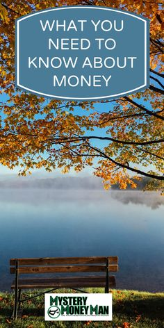Pin now and Read later!  There's something important you need to know about money.