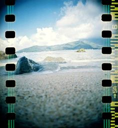 July 2011 - Camara Island, Philippines -- Blackbird, Fly -- Lucky Super 200 #analog #blackbirdfly #luckysuper200 #luckyfilm #lucky #analogue #blackbird #blackbirdfly #TRL #35mm #sprockets #lomo #lomography #island #camaraisland #camara #photo #photography #philippines #pilipinas #pilipinastarana #helpDOT #summer #sun #sunny #sand #beach #sea #water