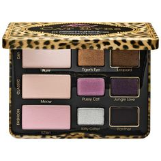 Two Faced Cat Eyes Palette