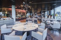 Hilton Tallinn Park Restaurant www.dsign.fi