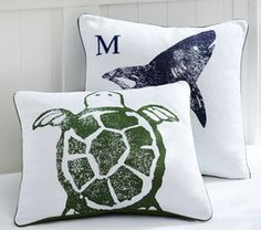 Preppy Summer Cushion Covers