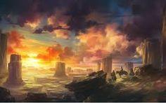 Znalezione obrazy dla zapytania grafika landscape