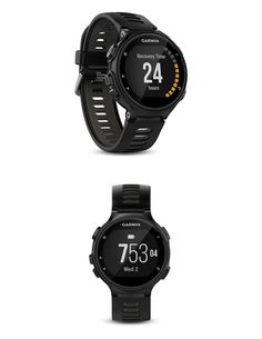 GPS and Running Watches 75230: Garmin Forerunner 735Xt Gps Running Multisport Watch Black And Grey Standard -> BUY IT NOW ONLY: $399.99 on eBay!