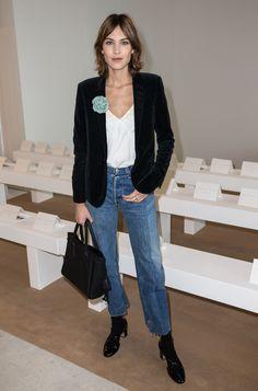 [Actu] Comment s'habiller comme les stars en première rangée aux semaines de mode - Loulou @magazineloulou