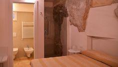 Standard room Belvedere. Residence del Casalnuovo Matera. www.hotelcasalnuovo-matera.it