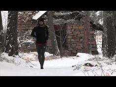 The Runner in Winter - Anton Krupicka.  If he can run in Colorado in the winter, I can run in Jersey in the winter.