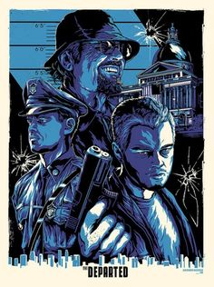 The Departed- Alexander Iaccarino