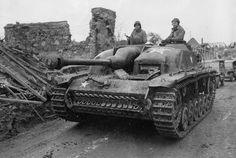 Captured German Stug,(Anti-tank Gun) with extra concrete armour #worldwar2 #tanks.