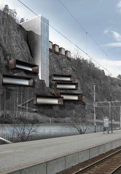 Studio Hp As + L.E.FT - Vertical Landscape Urbanism