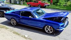 67' Fastback