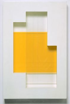 Charles Biederman New York, Number 18 Heilbrunn Timeline of Art History The Metropolitan Museum of Art. Yellow Art, Mellow Yellow, Kalender Design, Modern Art, Contemporary Art, Art Moderne, Art Object, Geometric Art, Metropolitan Museum