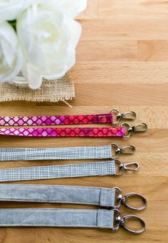 How to Sew DIY Bag Straps!