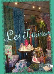 Les Touristes, marais, Paris.  Cute little bohemian shop where I bought Nichole a room trinket.