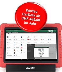 Das beliebte und preiswerte Datenprogramm der Schweiz! Wertec CarData zuerst kostenlos und unverbindlich für 30 Tage testen! Product Launch, Android, Tech, Phone, Autos, Innovative Products, Swiss Guard, Work Shop Garage, Travel Destinations