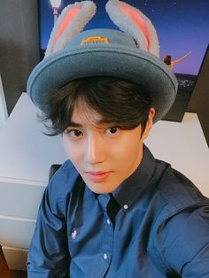 Suho - 171002 Official EXO-L website update