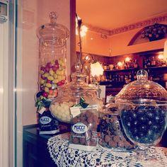 lorel in the world, confettata mucci, marzipan, mandorle e nocciole tartufate