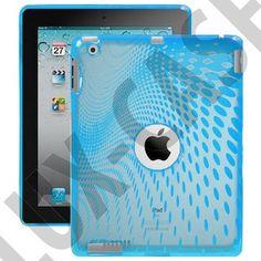 Electron Wave (Lys Blå) iPad Deksel