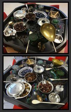 """Castle feast in the Tuff Spot from Rachel ("""",)"""