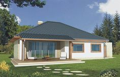 EKO 12 | Projekty rodinných domov | Stavby domov
