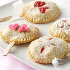 pie pop, so sweet