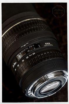 Sigma 24-70 2,8. El zoom luminoso mas versátil par auna jornada de práctica fotográfica. Para ser utilizado durante las clases.