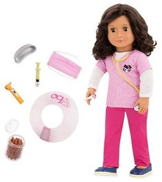 Our Generation Vet Doll - Paloma