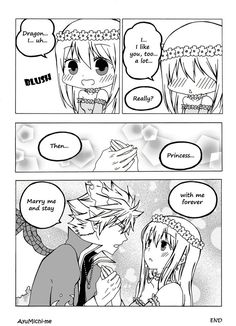 Read (Nalu) Dragon and the princess from the story Fairy Tail Doujinshi Collection by ___Sin_Sin___ (신신) with reads. Natsu E Lucy, Fairy Tail Natsu And Lucy, Fairy Tail Love, Fairy Tail Art, Fairy Tail Guild, Fairy Tail Ships, Fairy Tail Anime, Fairy Tales, Itachi