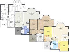 RoomSketcher Custom 2D Floor Plan Profiles -800x600