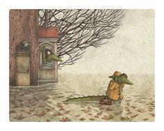 ¤ Marco Somà, illustrateur