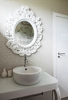 Classic to Eclectic: Bathroom Scale: 5