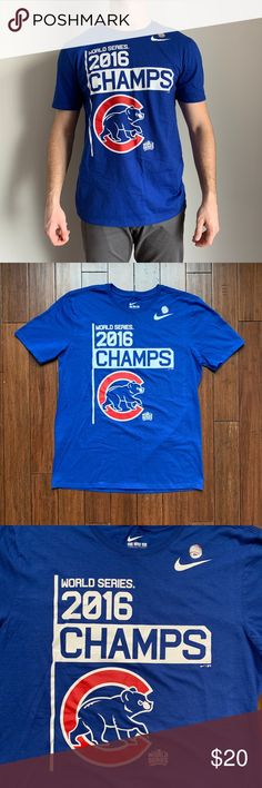 CHICAGO CUBS Baseball GRAY Tee Shirt~MEN/'S Size LARGE~New w//Tags