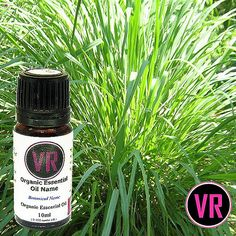 10ml Palmarosa 100 Pure Organic Essential Oil by VandaRoseAroma