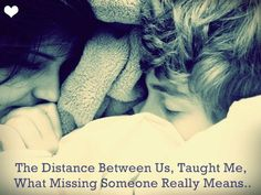 so the truth right now with my hubby being away from me =/