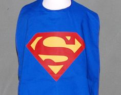 Superman  youth Cape