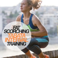 Fat Scorching Tabata Interval Training #fatloss #fatblasters