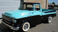 1958 Dodge D-100