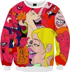 Mean Girls Fall Sweatshirt from Print All Over Me
