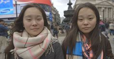 Twins Grew Up On Different Continents Without Knowing About One Another. Then A YouTube Video Happened.