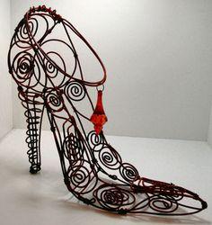 Sophie Digard Scarves, Susan Ellenton, Karen Wilson Handbags, RocknSox, Heels Above, Acorn Slippers, Stonedragon Studio wire sculptures