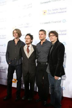Matchbox 20 I would love to see them in concert one day!!!