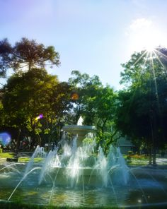 Curitiba - Fonte