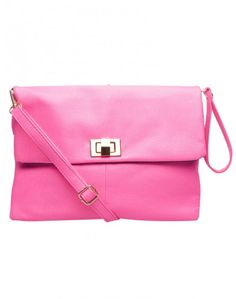 Neon sling bag