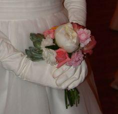Bal du Bois sponsor bouquet © The Gracious Posse