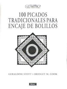 100 picados tradicionales para encaje de bolillos - Pepi Maneva - Веб-альбомы Picasa
