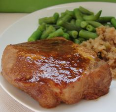 Pork Chop Recipes Anyone Can Make - Marinated Baked Pork Chops