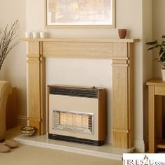 The Brava radiant gas fire is a favourite when it comes to offering superb levels of performance at very low running costs. Boasting a 80% efficiency with a 4.0kW heat output, the Brava forms part of our high efficiency range of gas fires and offers all the warmth you will need. This gas fire is now available with a choice of manual top control or electronic ignition to enable easy operation.