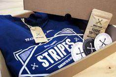 Stripes Clothing is een merk dat streetfashion ontwerpt, produceert en verkoopt die gemaakt is in Nederlandse gevangenissen.