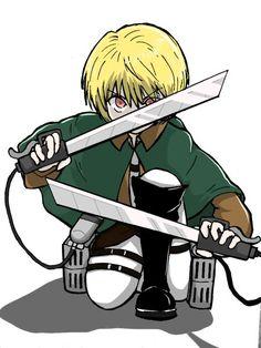 Kurapika Kuruta~Hunter X Hunter. I think he's better in AOT and HxH!!! Awesome!!!