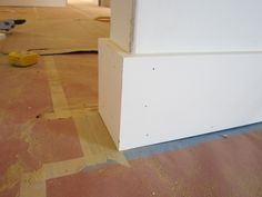 Contemporary Baseboard Molding | Aug 21, 2011 | 14 comments | View Post »