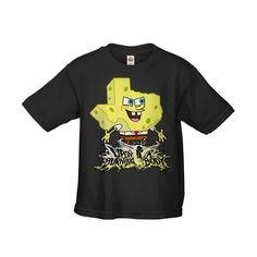 Upon A Burning Body - Spongebob Shirt